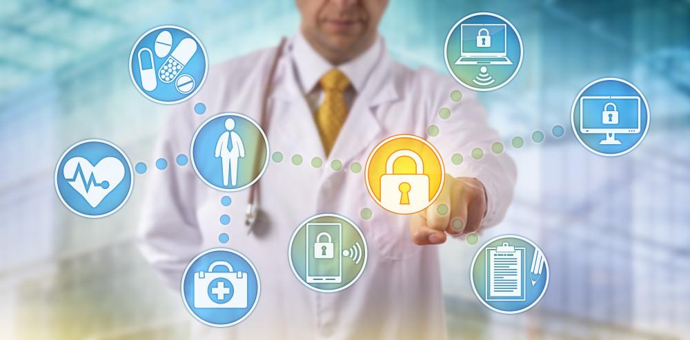 Proteção de dados sigilosos